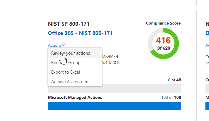 Ensuring NIST 800-171 Compliance with Office 365 - T-Minus 365